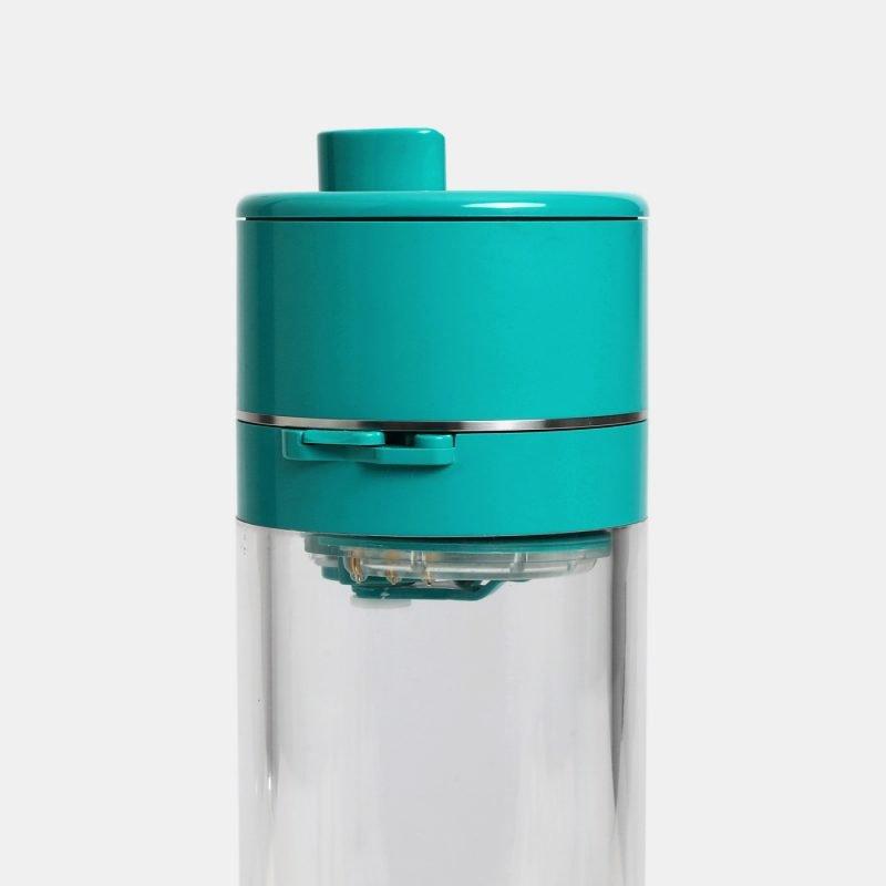 Botell smart water bottle app peacock green