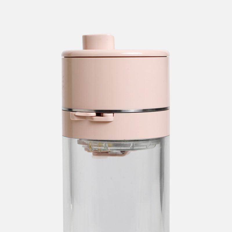 Botell smart water bottle app nude blush