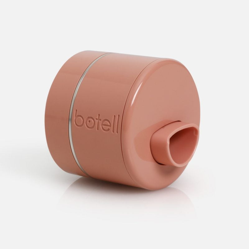 Botell smart water bottle app sweet peach